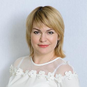 Ирина Сергеевна Улькина
