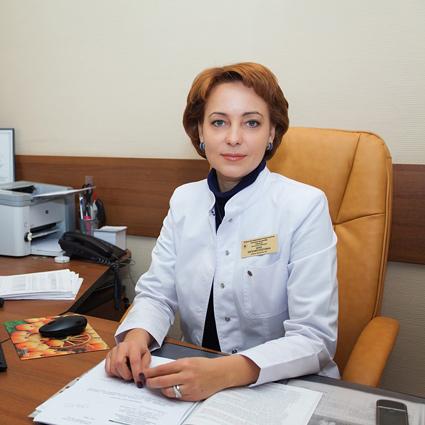 Цека Евгения Олеговна