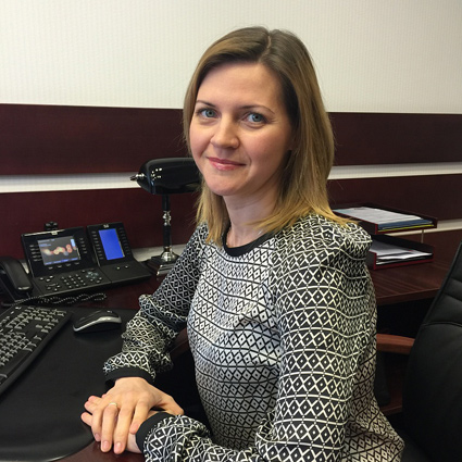 Рыбальченко Галина Владимировна