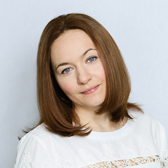 Анна Борисовна Калинчук